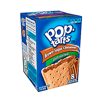 Pop Tarts Frosted brown sugar cinnamon (8 unidades)