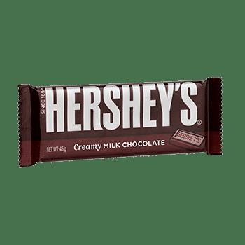 Hersey's chocolate