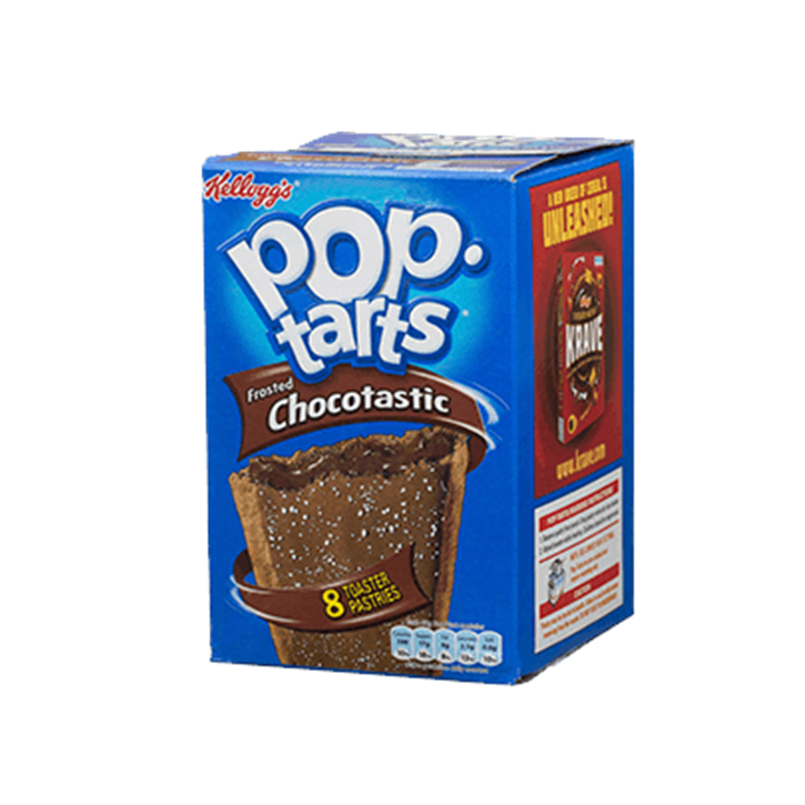 Pop tart chocotastic (8 uds)