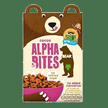 Cocoa Alpha Bites