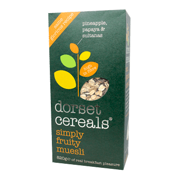 Dorset Cereal simply fruitty