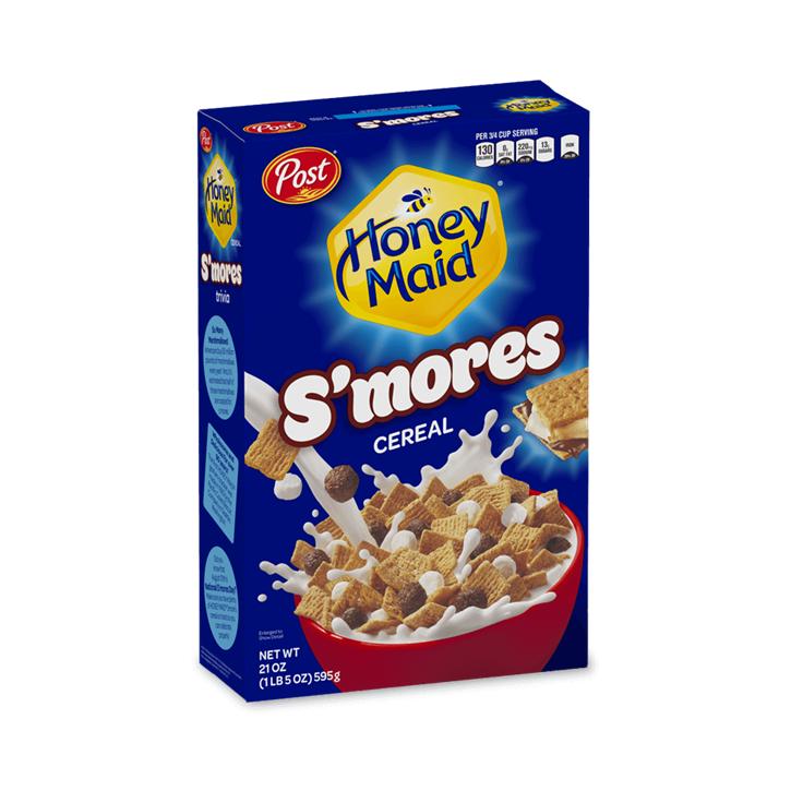 Honey Maid Smores