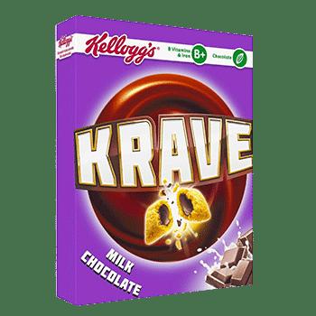Krave milk chocolate