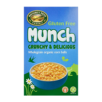 Munch Crunchy and Delicious
