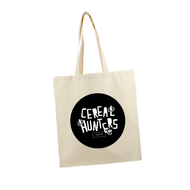 Bolsa oficial Cereal Hunters Café