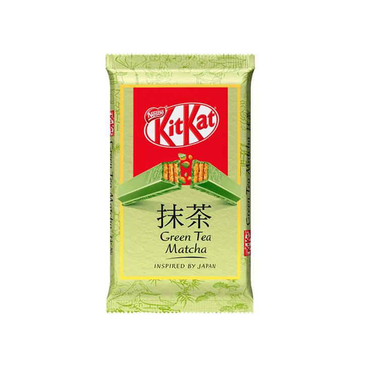 Kit Kat Green Matcha