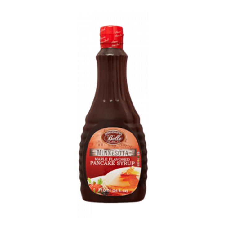 Mississippi Belle Minnesota Maple flavored pancake Syrup