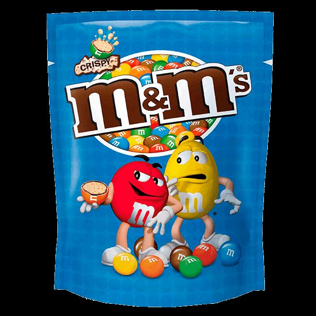 M&M´S Crispy