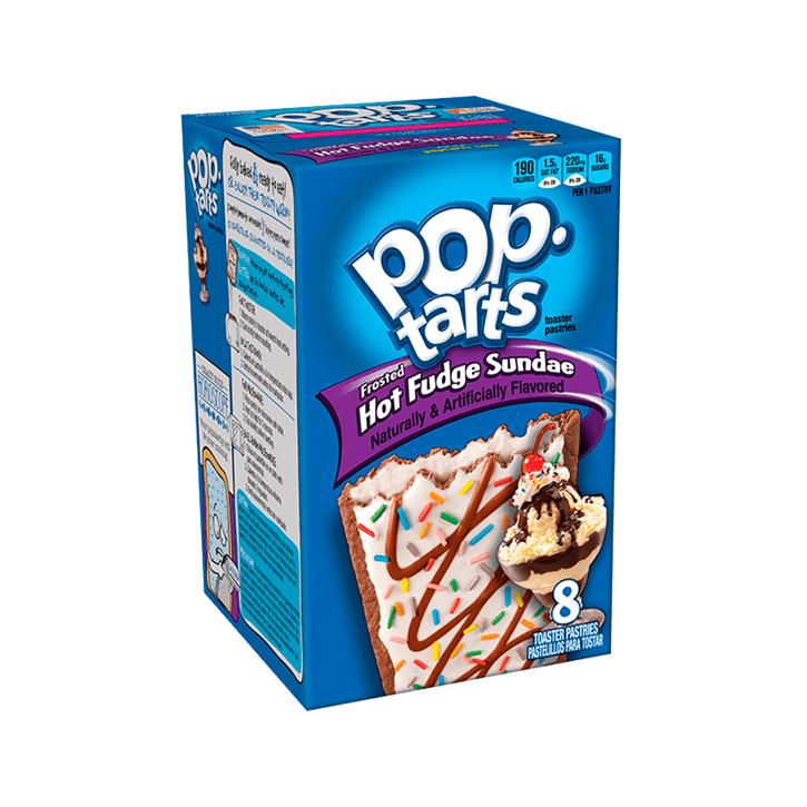 POP TART HOT FUDGE SUNDAE (8uds)