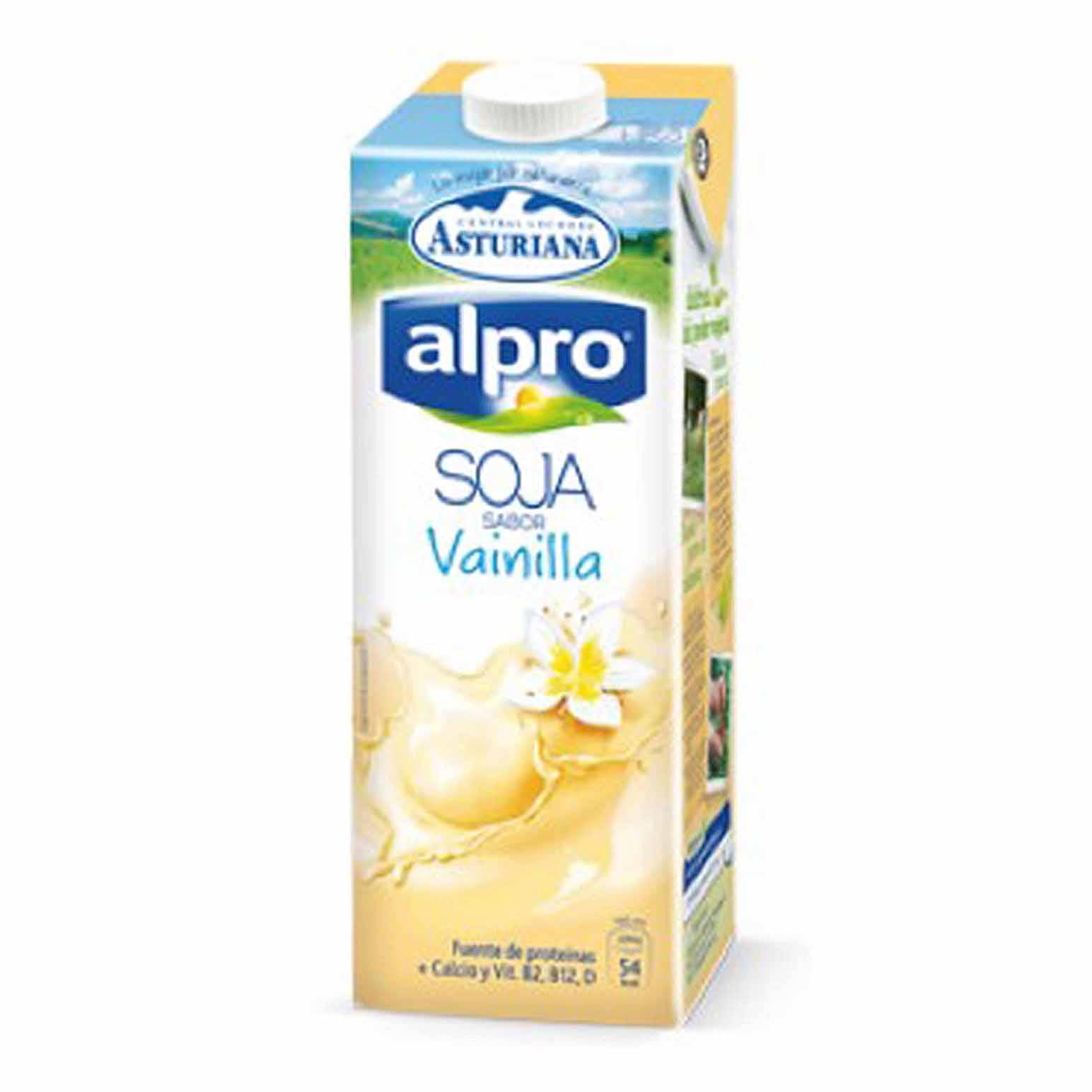 Bebida de Soja Vainilla