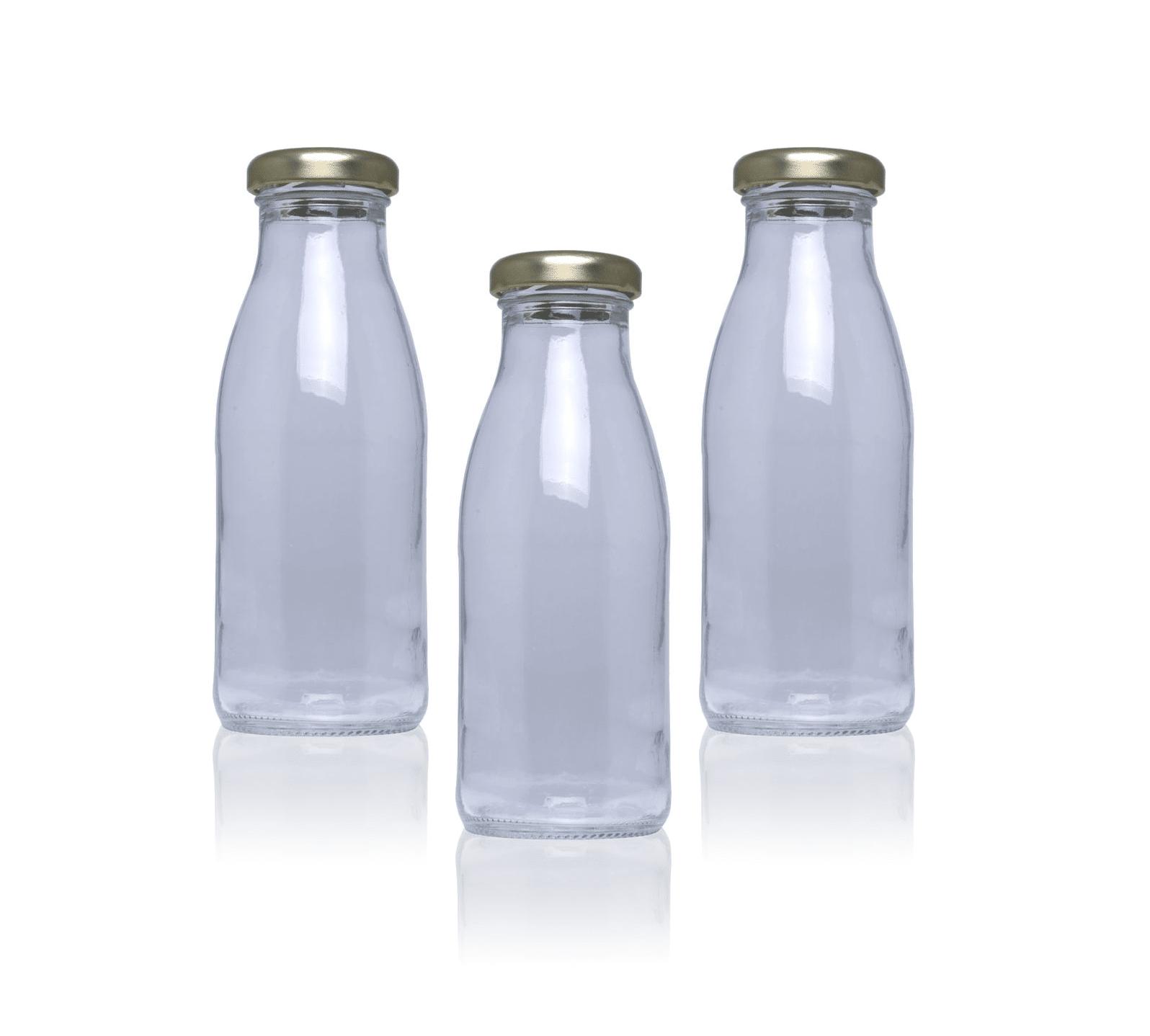 Botella de leche Cereal Hunters Café