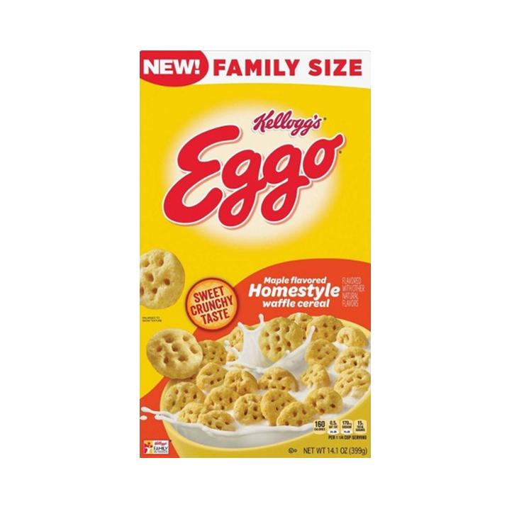 Eggo Mapple Waffle