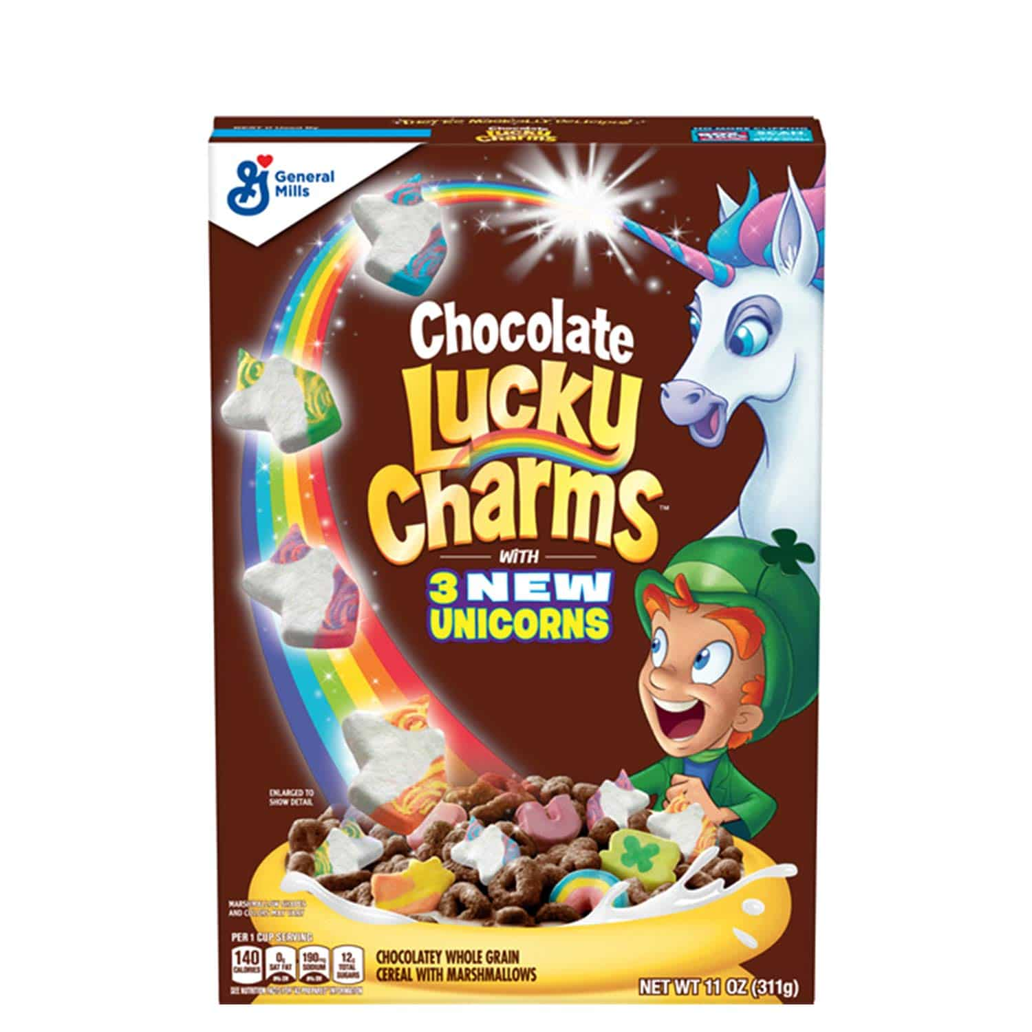 Lucky Charms Chocolate