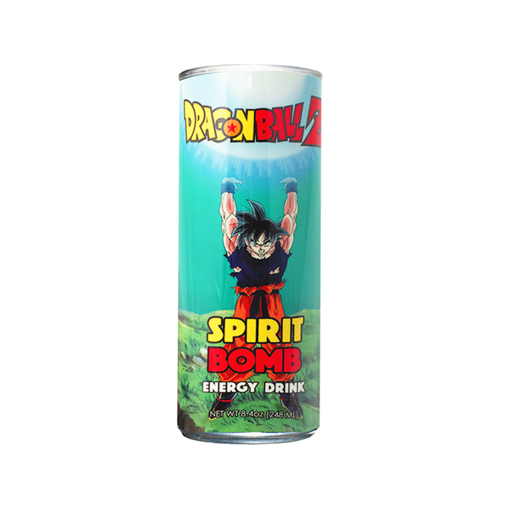 Spirit Boom Dragon Ball