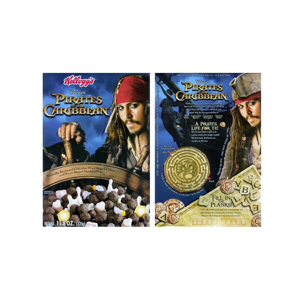 Piratas del Caribe 2005