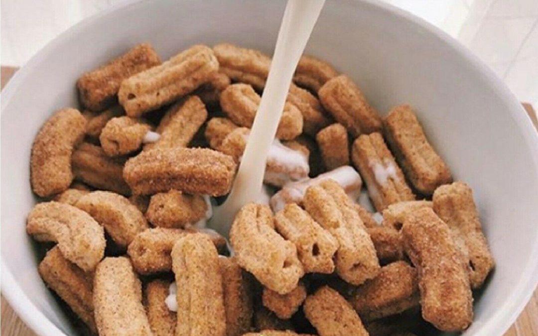 Bollería mini. La última tendencia de los cereales