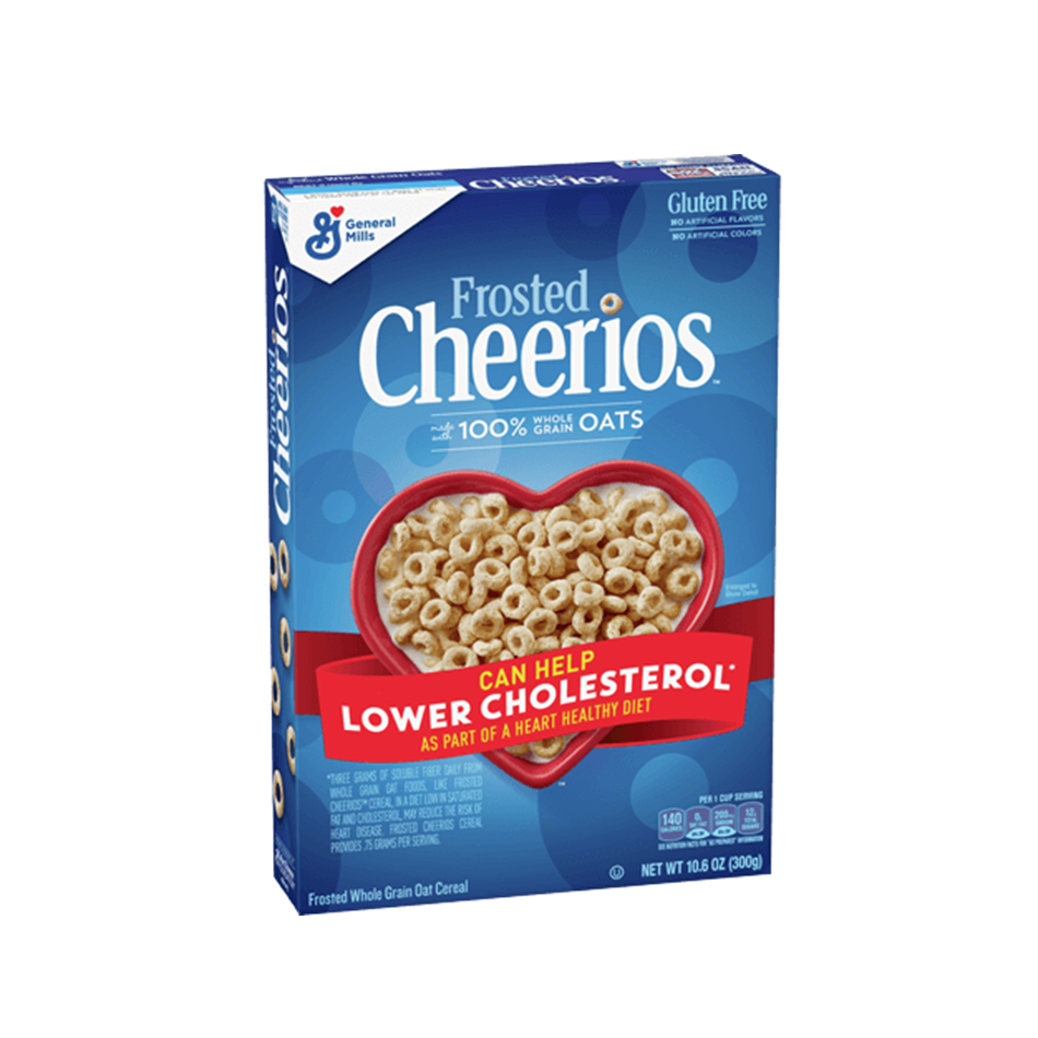 Frosted Cheerios