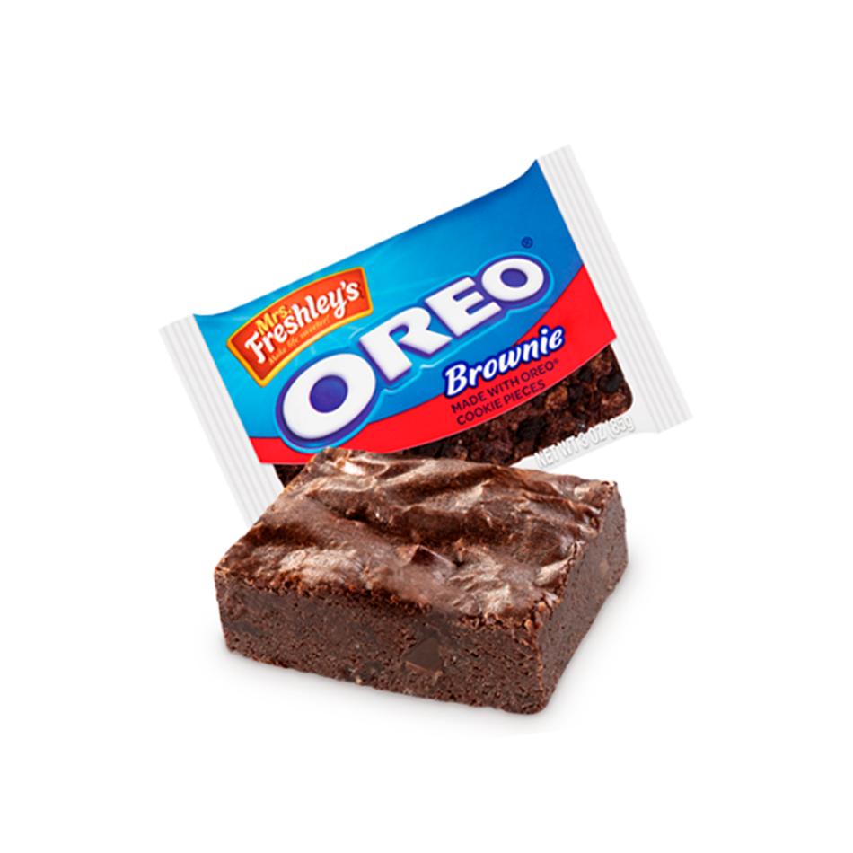 Oreo Brownie Mr. Freshleys