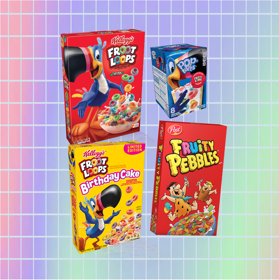 Pack Fruity