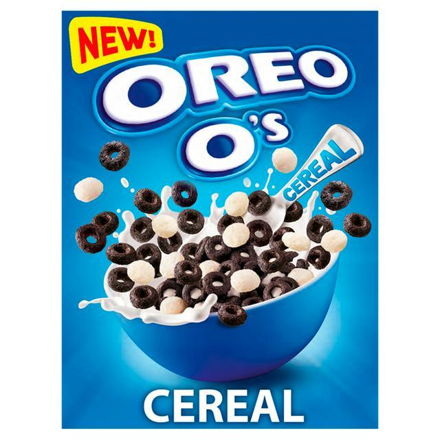 Oreo o's Cereal New EU