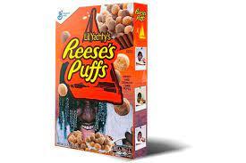Reeses puffs Lil Yachty's edicion limitada